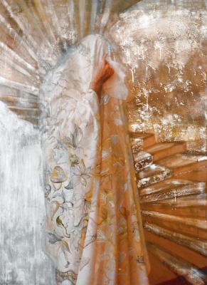 Margarita Tatieva. Stairs