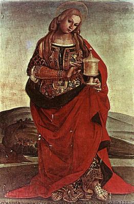 Luke Signorelli. Mary Magdalene