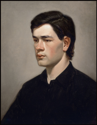 Sushienok64@mail.ru Михайлович Сушенок Игорь. Portrait of Alexey.