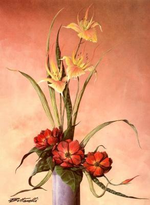Боттанелли. Цветок
