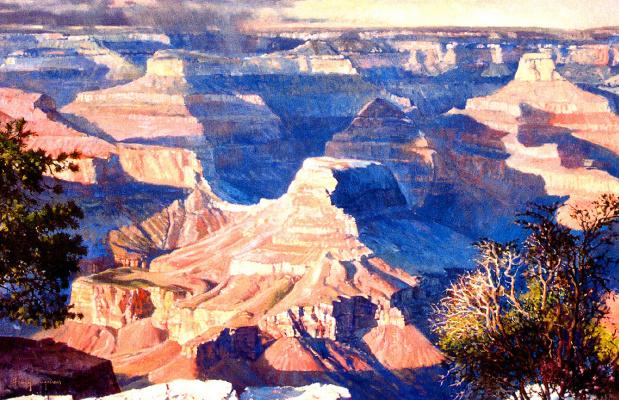 Пол Янгман. Большой каньон