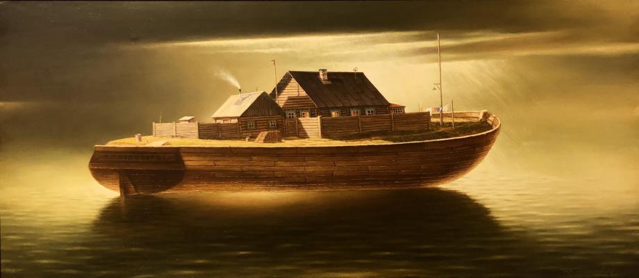 Dmitry Grigorovich. The ark