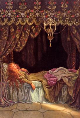 Рут Сандерсон. Спящая красавица