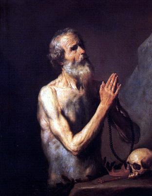 Jose de Ribera. The elder