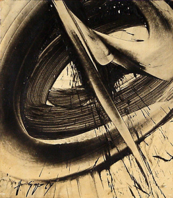 Hans Rudolph Giger. Untitled