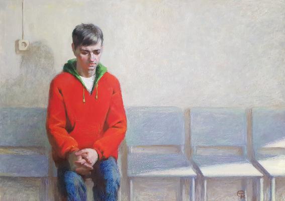 Ekaterina Blinova. Waiting