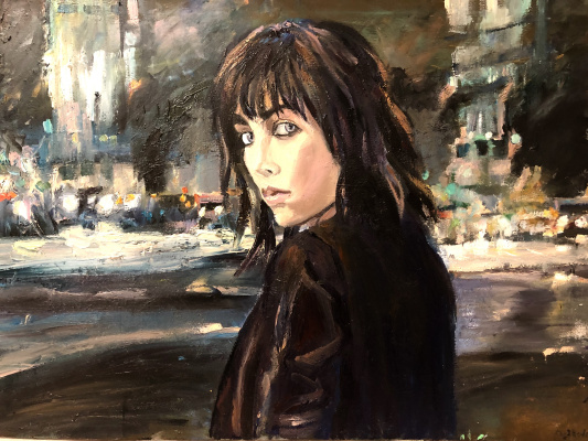 Valeria Petrova. City
