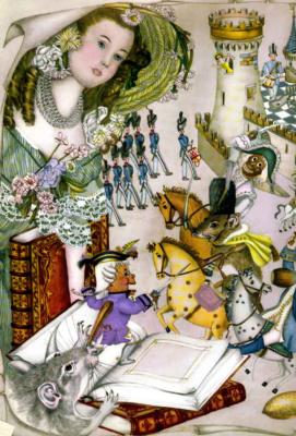 Адриенн Сегур. Щелкунчик и мышиный король 09