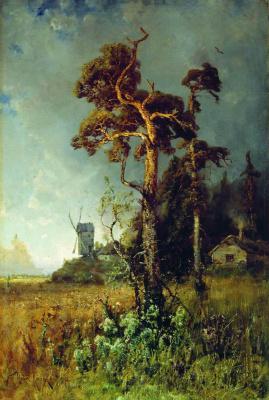 Julius Klever. Pine