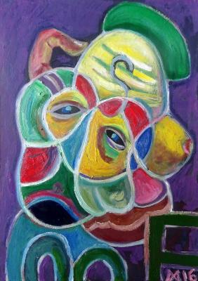Мурад Халилов. The life of the mind