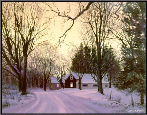 Douglas Perdon. Winter