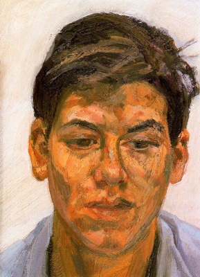 Lucien Freud. Bella