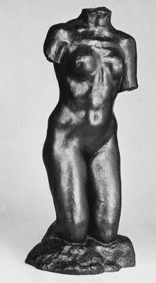 Auguste Rodin. Prayer