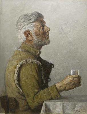 Heliy Mikhailovich Korzhev. Last. Goodbye