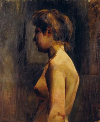 Eva Gonzalez. Nude