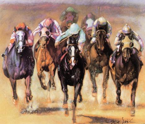 Nancy Noel. Talented horse