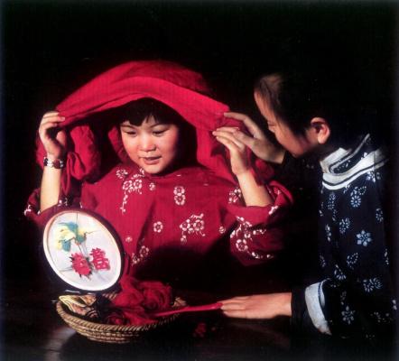 Хан-Ву Шен. Дети
