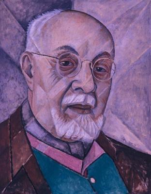 Мария Брониславовна Маревна (Воробьева-Стебельская). Портрет Анри Матисса