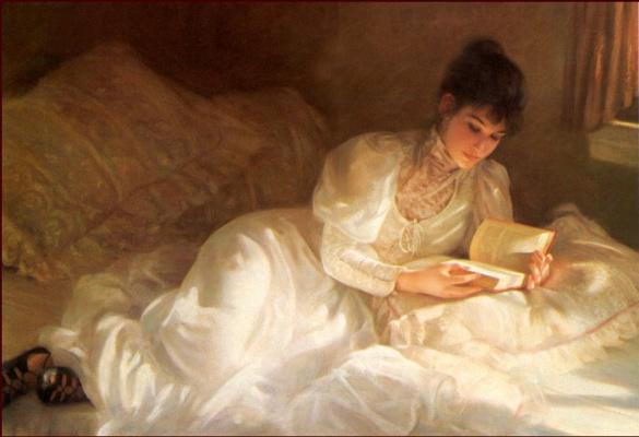 Алан Мюррей. Чтение книги