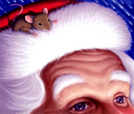 Майкл Гарленд. Мышь перед Рождеством 16