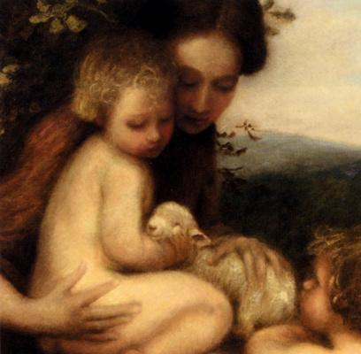 Матерь с ребенком