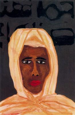 Фатхи Хасан. Портрет 2
