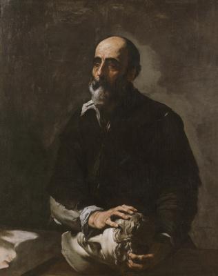 Хосе де Рибера. Осязание