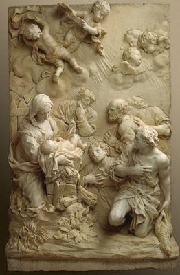 Джамбаттиста Фоггини. Поклонение пастухов