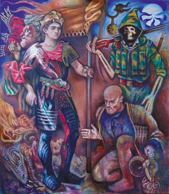 Амирбек Видади оглы Нариманбеков. Призрак свободы