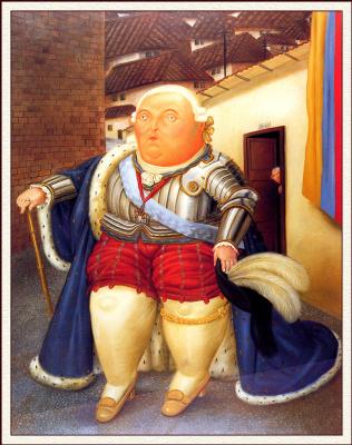 Louis XVI's visit to Medellin