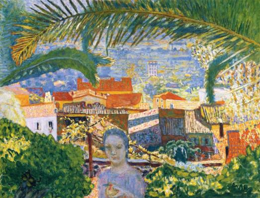 Pierre Bonnard. Palma