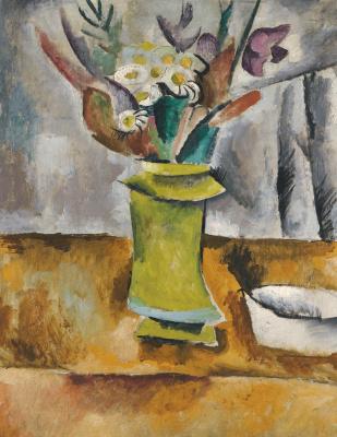 Petr Petrovich Konchalovsky. Still life with flowers
