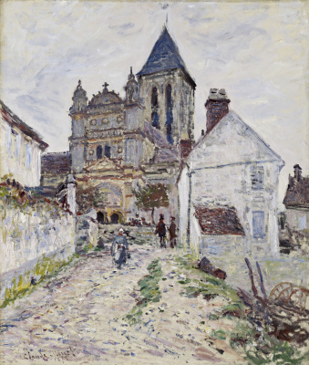 Клод Моне. Церковь в Ветёйе