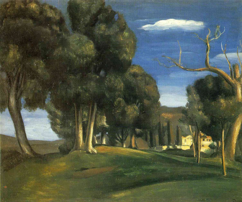 Andre Derain. Cloud