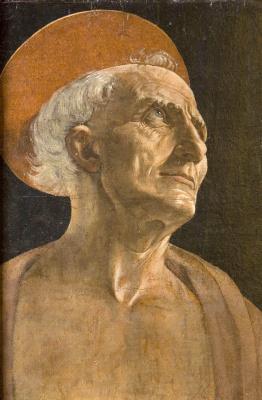 Андреа дель Вероккьо. Saint Jerome