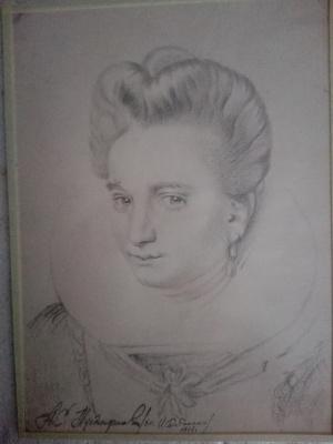 Ilya Lvovich Tabenkin. Portrait