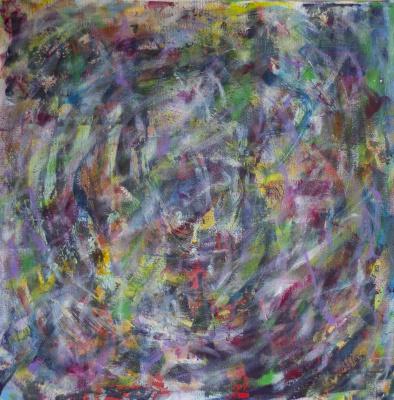 Лариса Сиверина. Color spiral