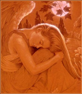 Вулф Кори. Грустный ангел