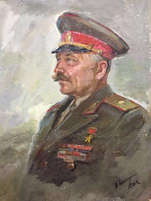 Владимир Алексеевич Бернадин. Портрет
