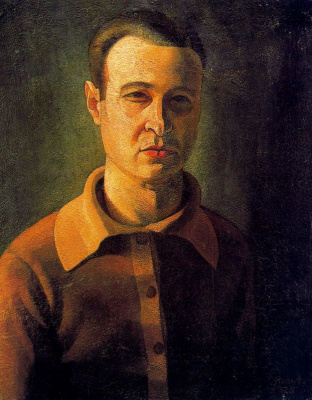Эмилио Петторути. Портрет