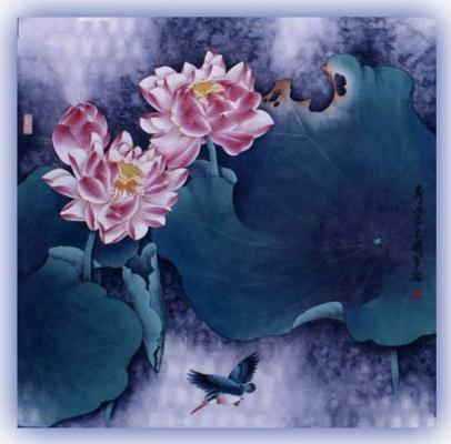 Ёнгюн Чен. Птицы 35