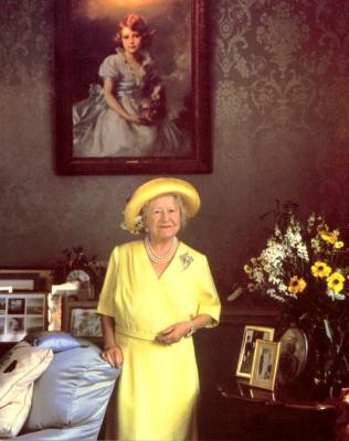 Энтони Крикмей. Ее Величество Королева Елизавета