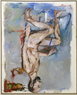 Georg Basel. Nude
