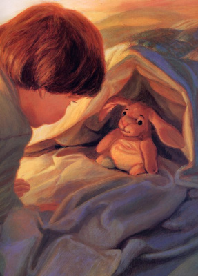 Донна Грин. Кролик отдыхает