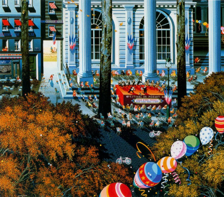 Хиро Ямагата. Осень