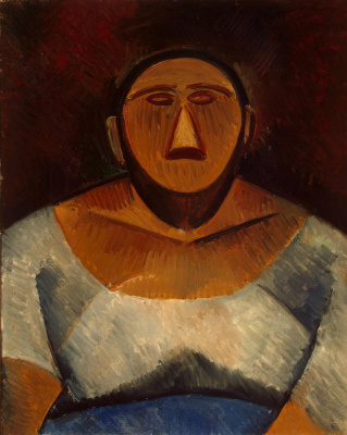 Pablo Picasso. Farmer (Bust)