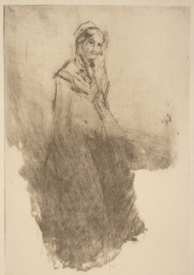 James Abbot McNeill Whistler. (no title)