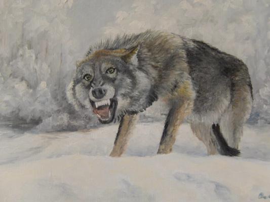 Николай Викторович Омельченко. Одинокий волк
