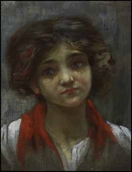 A Girl of Capri