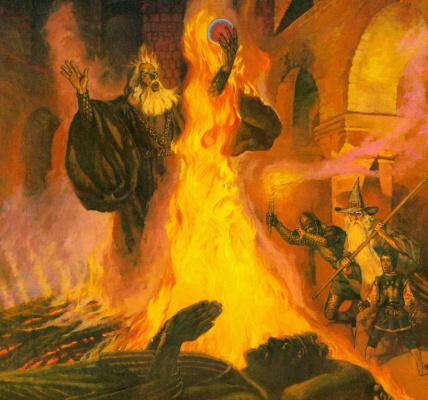 Пиренеи из Денетора